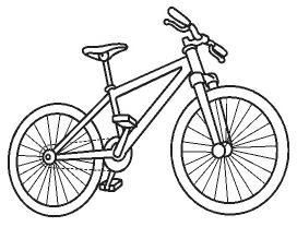 Picasa Web Albums Marilu San Juan I Moldes De Jug Bicicleta Para Colorear Moto Para Colorear Dibujo Bici