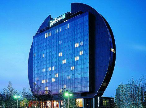 Radisson Blu Hotel Frankfurt Germany