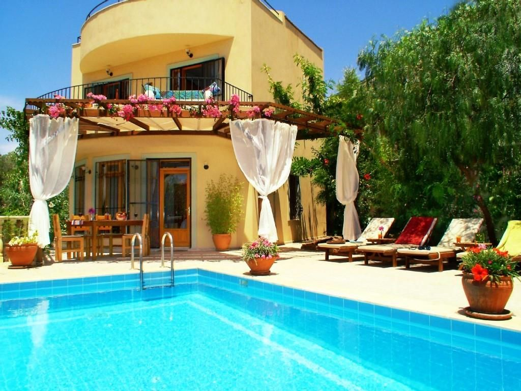 Nice Villa In Kalkan, Antalya, Turkey. Private Pool. Holiday Rental Direct From  Owner