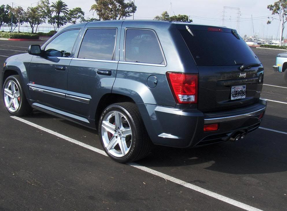 Grand Cherokee SRT8 wwwtalkingjeepozcom  Jeep SRT8  Pinterest