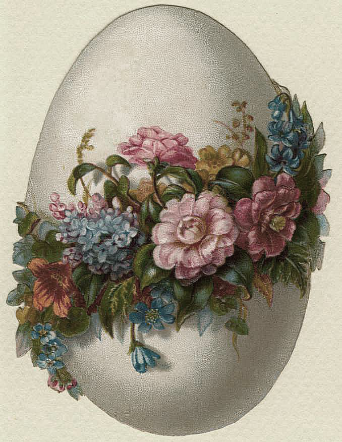 VINTAGE EASTER CARD IMAGES ~ | Vintage easter cards, Vintage ...
