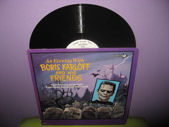 This Item Is Unavailable Children S Record Rare Vinyl Records Spooky Music