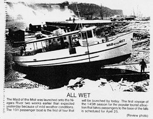 RUSSEL BROTHERS Ltd. Steelcraft winch boat and warping tug builders from Owen Sound, Ontario ...