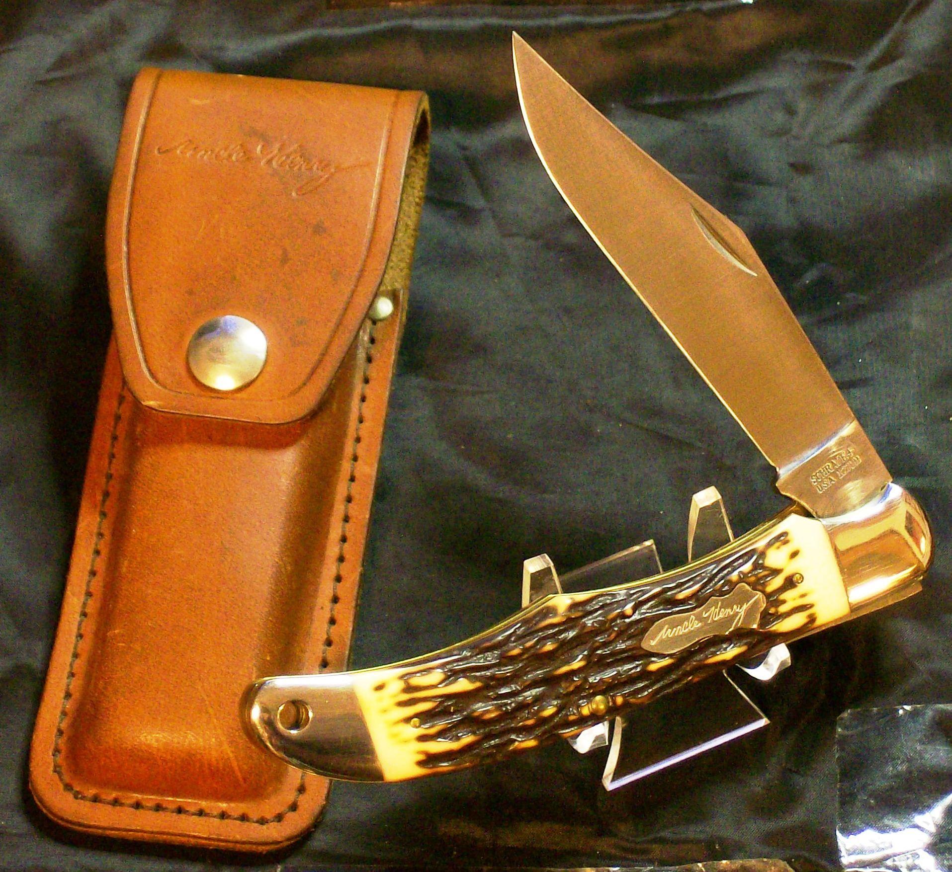 Uncle Henry Bone Handle Fillet Knife Home Amp Garden