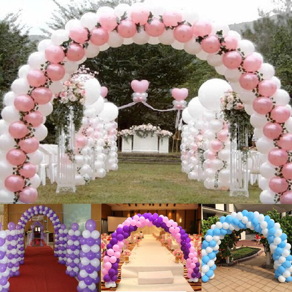 Balloon Arch Decoration For Wedding Birthday Sets Wholesale Retail Event Party Supplies
