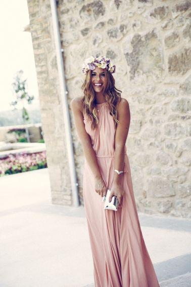 Vestidos hippies boda invitada