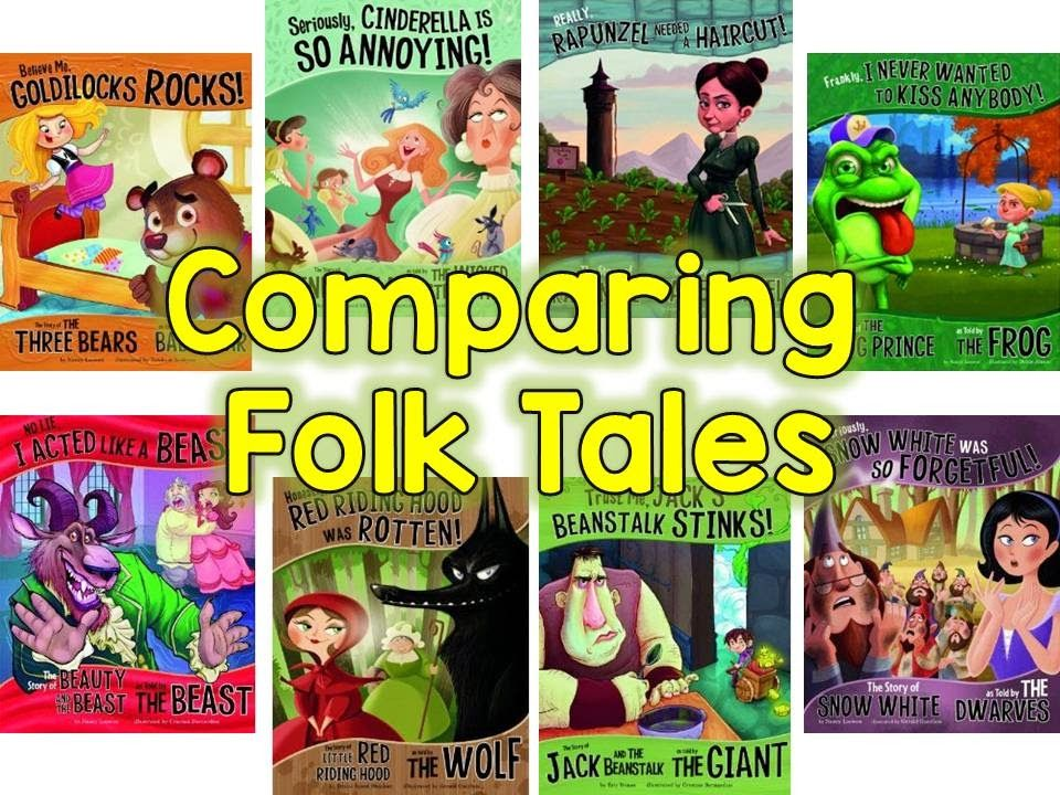 comparing fairy and folk tales teaching reading fairy tales unit fairy tale activities. Black Bedroom Furniture Sets. Home Design Ideas