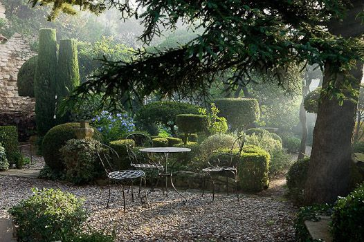 "My AllTime Favorite Garden…  is part of French garden Photography - Tomorrow a book about my alltime favorite garden will be available in the U S  It is called ""Nicole de Vésian Gardens, Modern Design in Provence""  I've never been there, havin…"