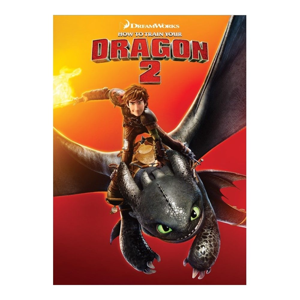 How To Train Your Dragon 2 Dvd How Train Your Dragon How To Train Your
