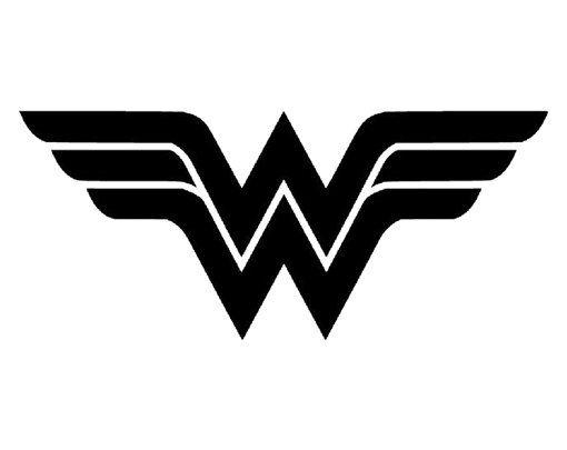 wonder woman ww book folding pattern and free tutorial wonder rh pinterest com wonder woman logo vector art wonder woman vector free download