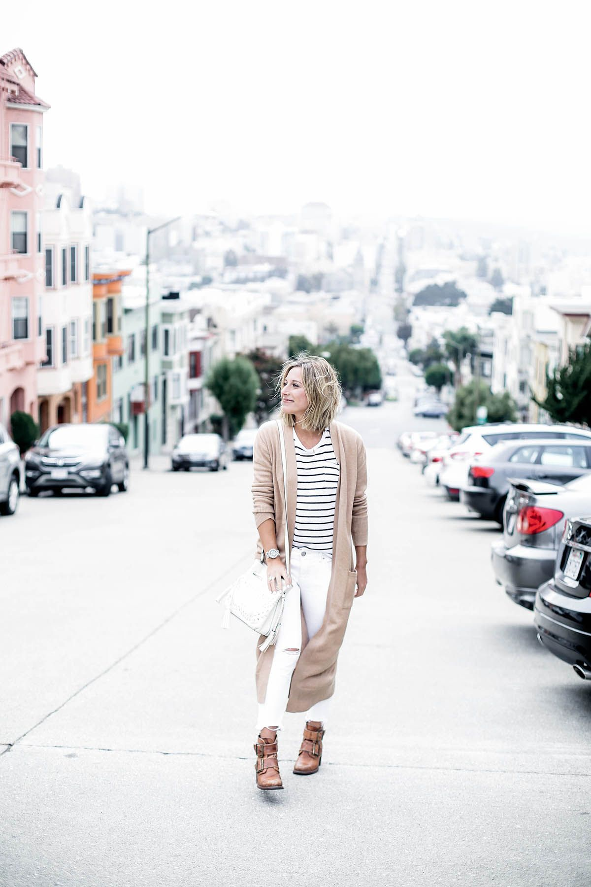 San Francisco outfit, women's fashion, casual style in Old Navy ...