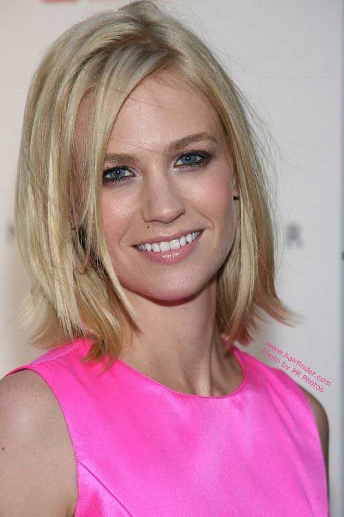 Medium Length Bob Hairstyles For Fine Hair Lovelymediumfinehairbob 500×751  Hair Color  Pinterest