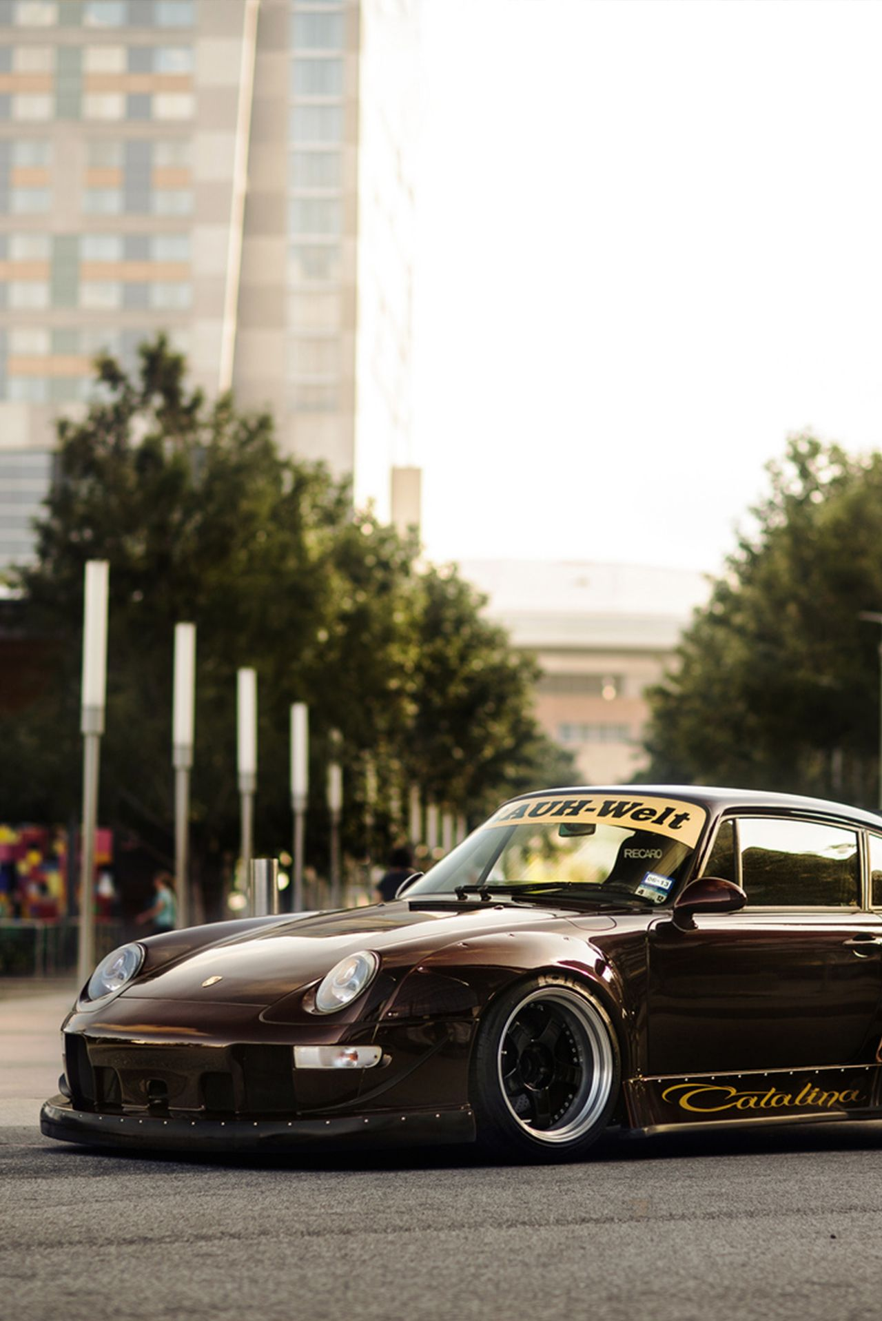Porsche Porsche Porsche 911 Rwb