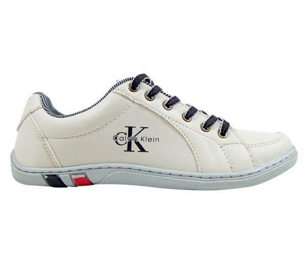 5b35c9c1b Nome: Sapatênis Calvin Klein Cores: Creme Gênero: Masculino Indicado: Dia a  dia…