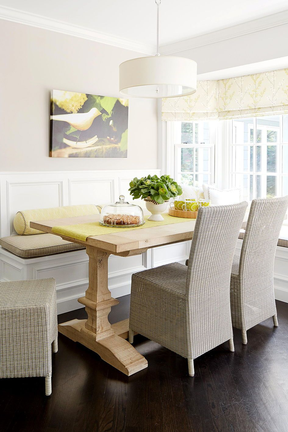 Our Best Breakfast Room Banquette Ideas Dining Room Banquette