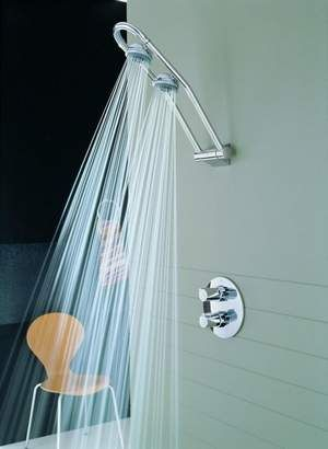 Best Shower Head Ever The Freehander From Grohe Features Two