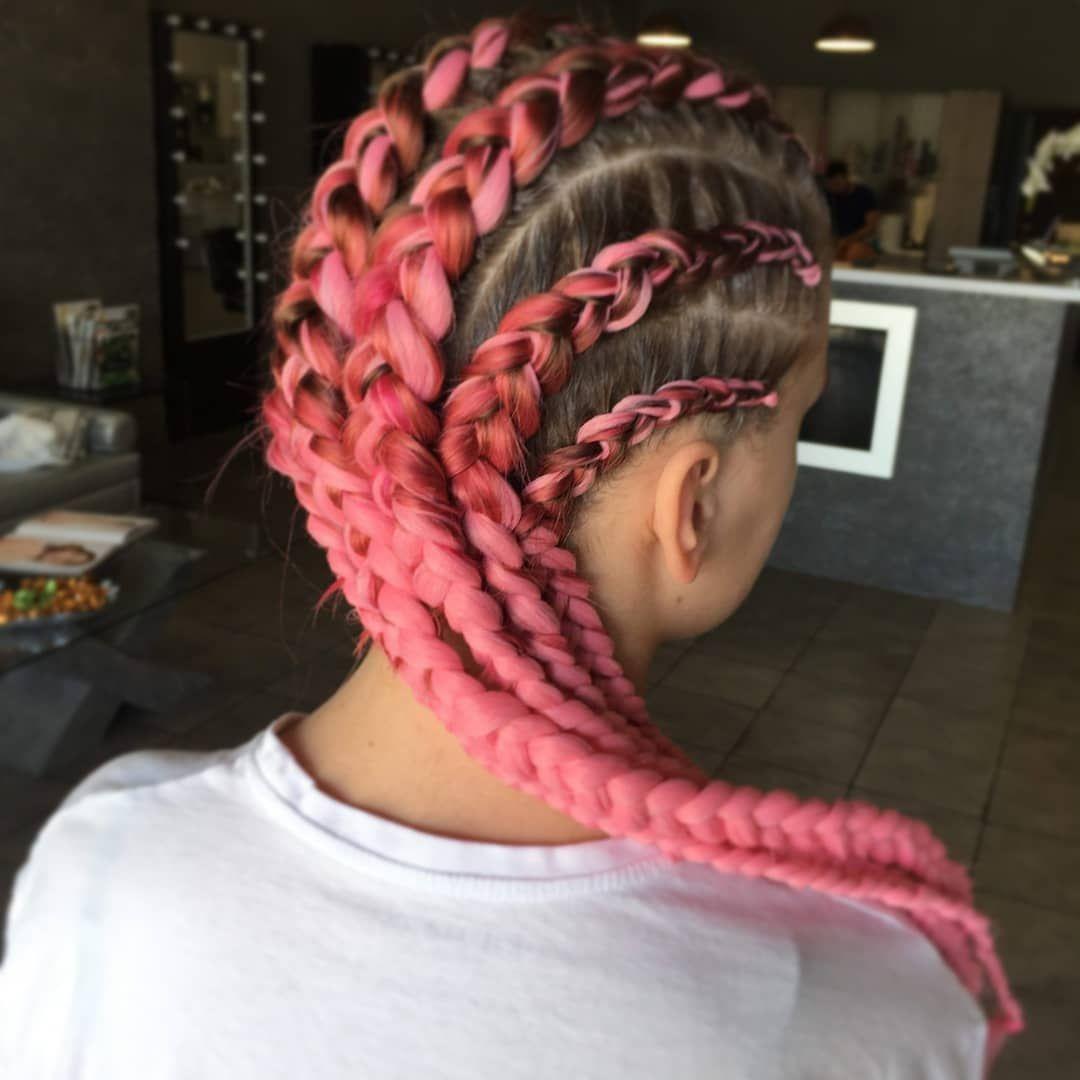 Warkoczyki Syntetyczne Wykonanie Ala Krysinska Hairstyle Hair Styles Hair Wrap Cozy Scarf