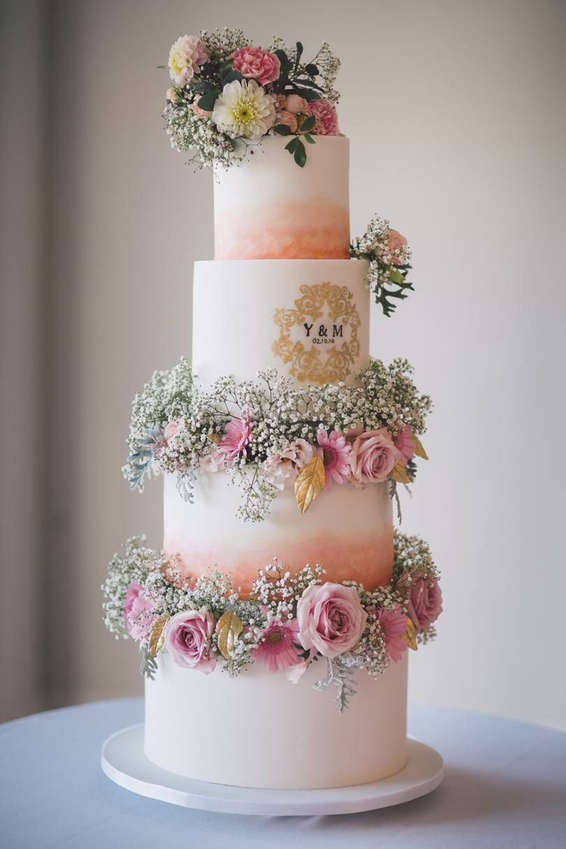 The most amazing real wedding cakes weuve ever seen cakes