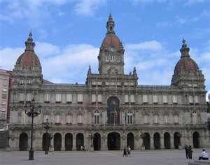 Coruna Galicia Spain
