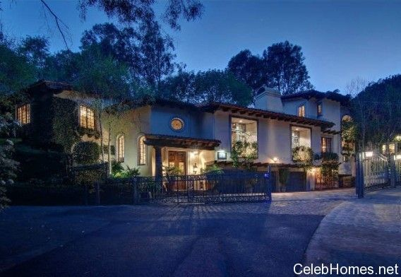 Pics of Johnny Depp's House in Hollywood California