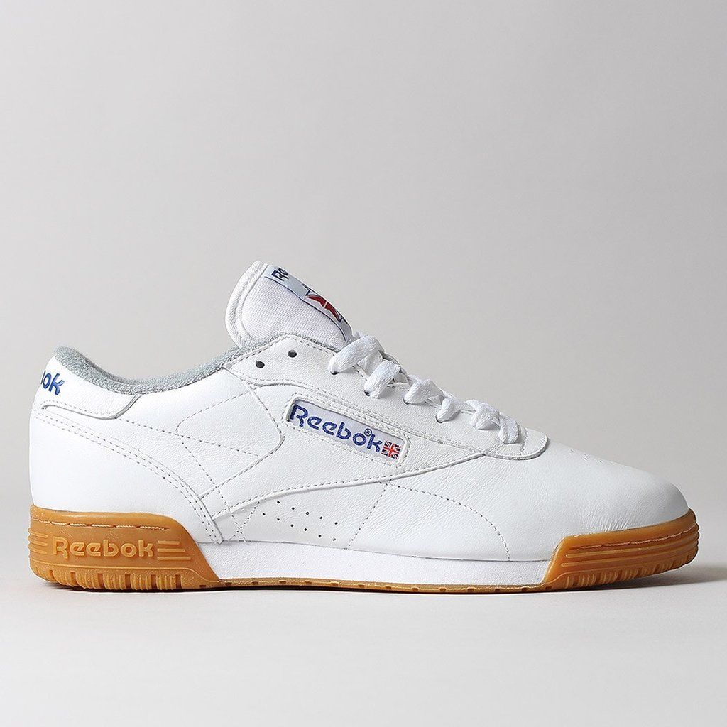 Reebok Exofit Lo Clean Logo R12 Int Shoes
