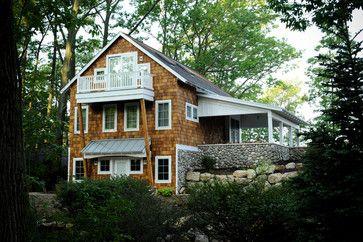 Captivating LakeBridge Guest Cottage   Beach Style   Exterior   Grand Rapids   Cottage  Home, Inc