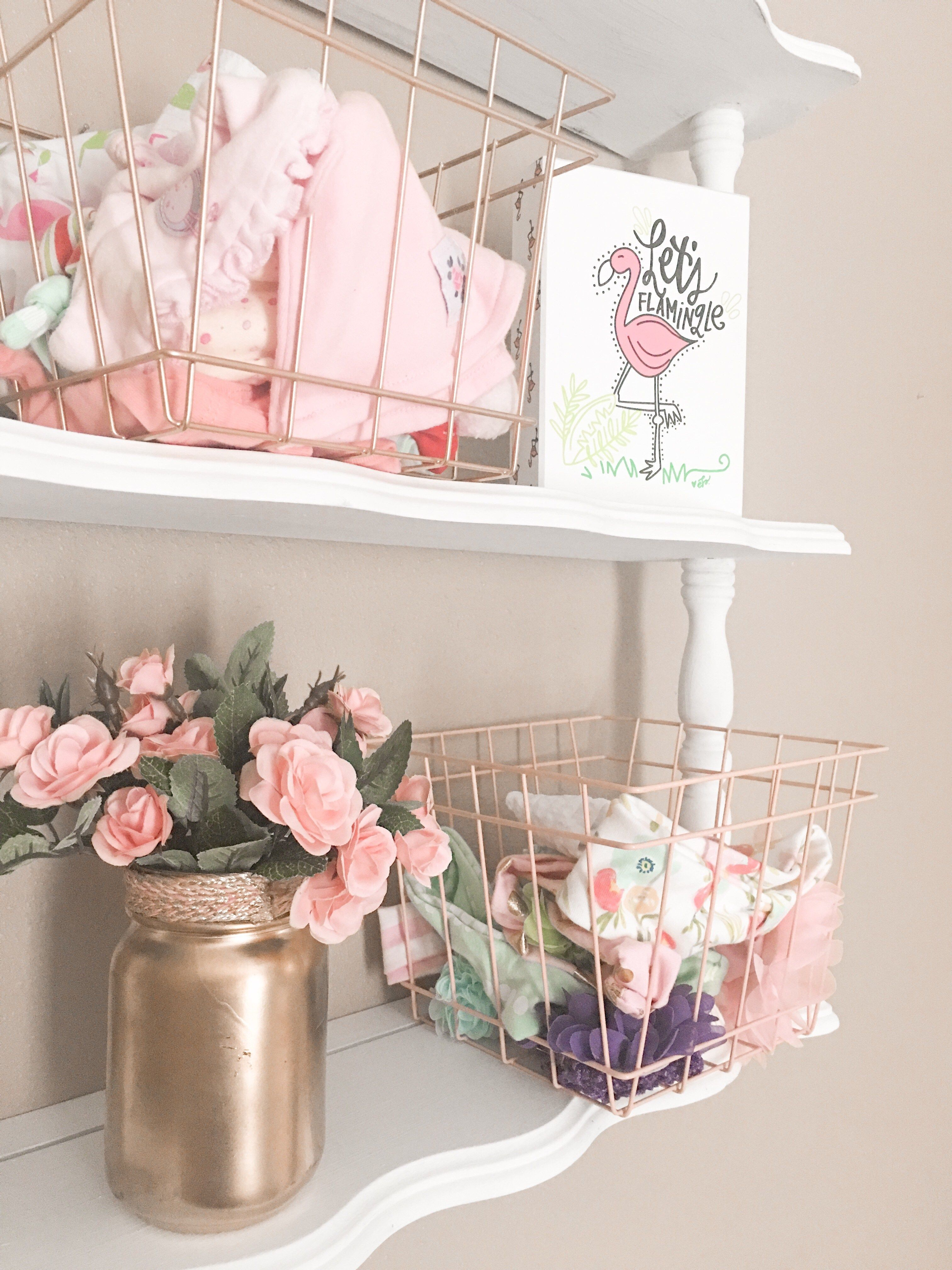 Goldie's Floral and Flamingo Nursery images