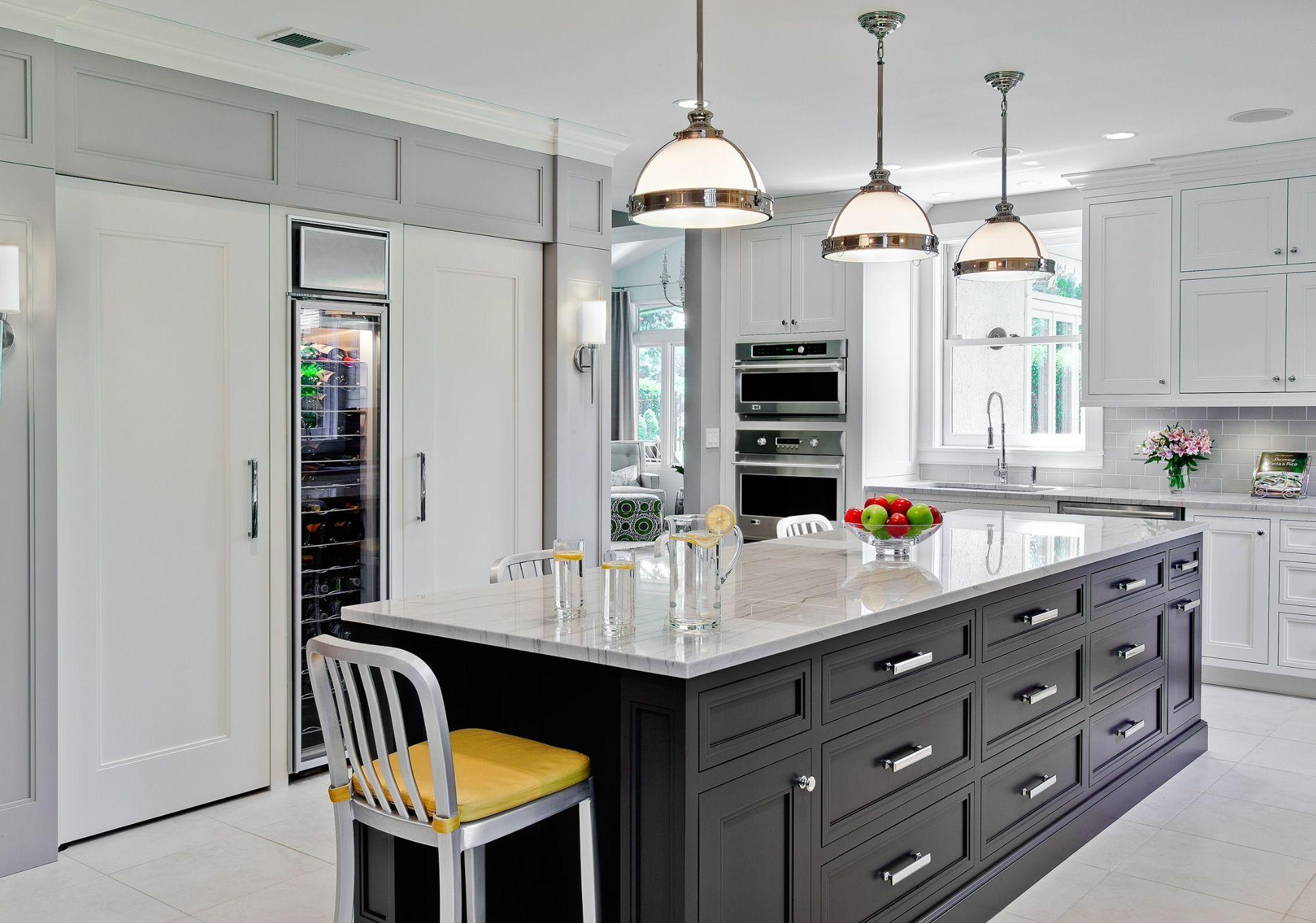 Nice Kitchen island | Kitchens | Pinterest | Kitchen cupboards ...
