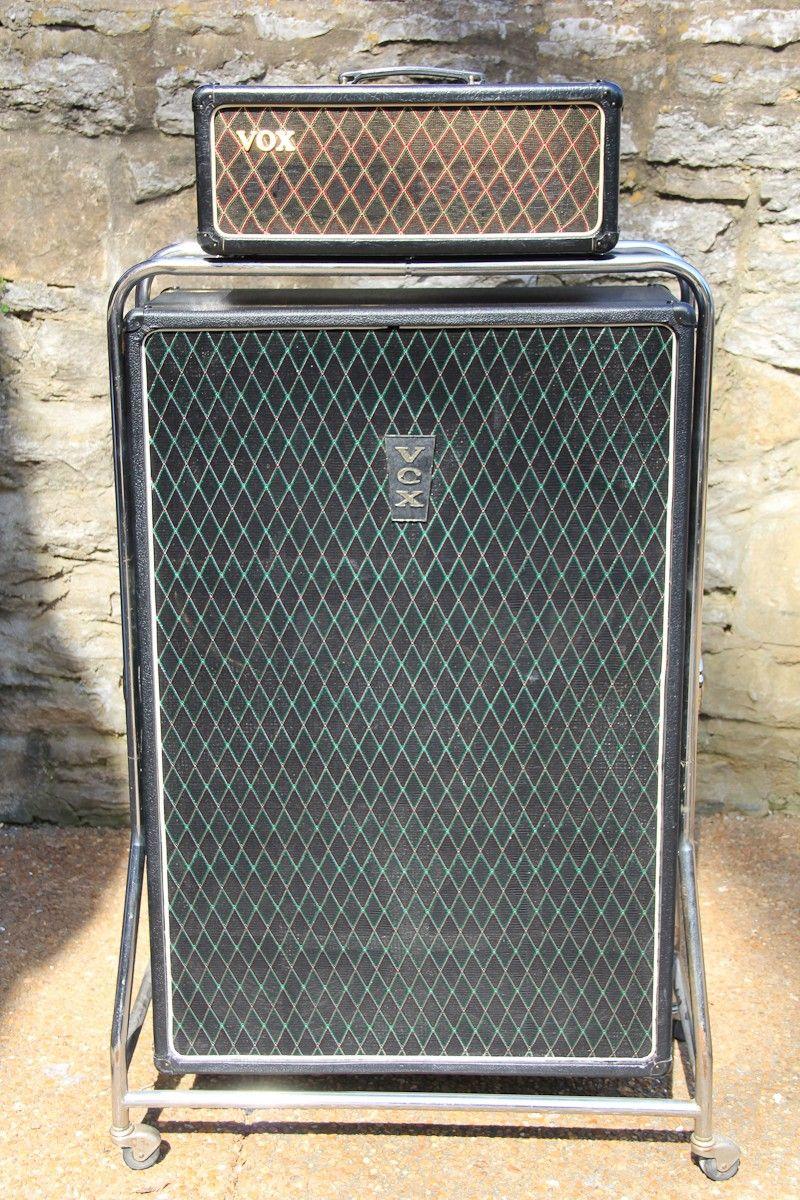 vintage vox amps vintage rare 1966 vox ac100 mkii amplifier w deluxe super beatle. Black Bedroom Furniture Sets. Home Design Ideas