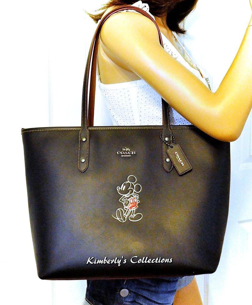 Delaney Classical Tote Women Handbags 4 Colors Bag NWT