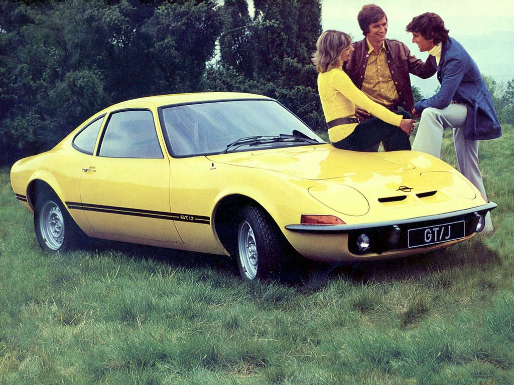 Pin On Opel Gt And Some Other Cool Rides
