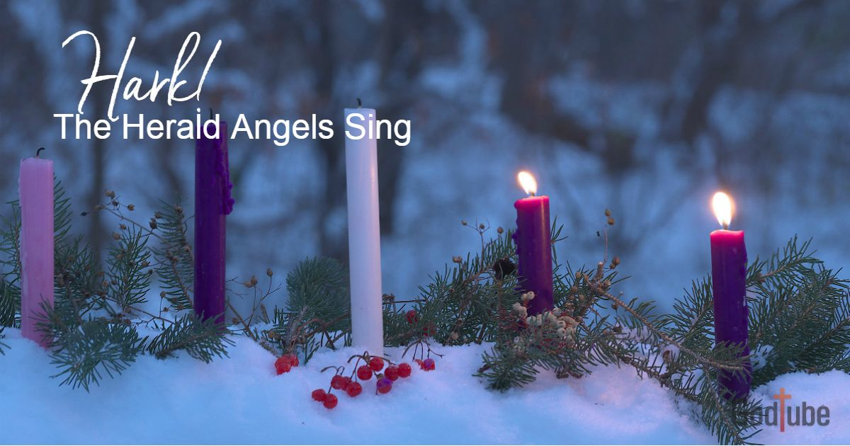 Hark! The Herald Angels Sing Lyrics, Hymn Meaning and
