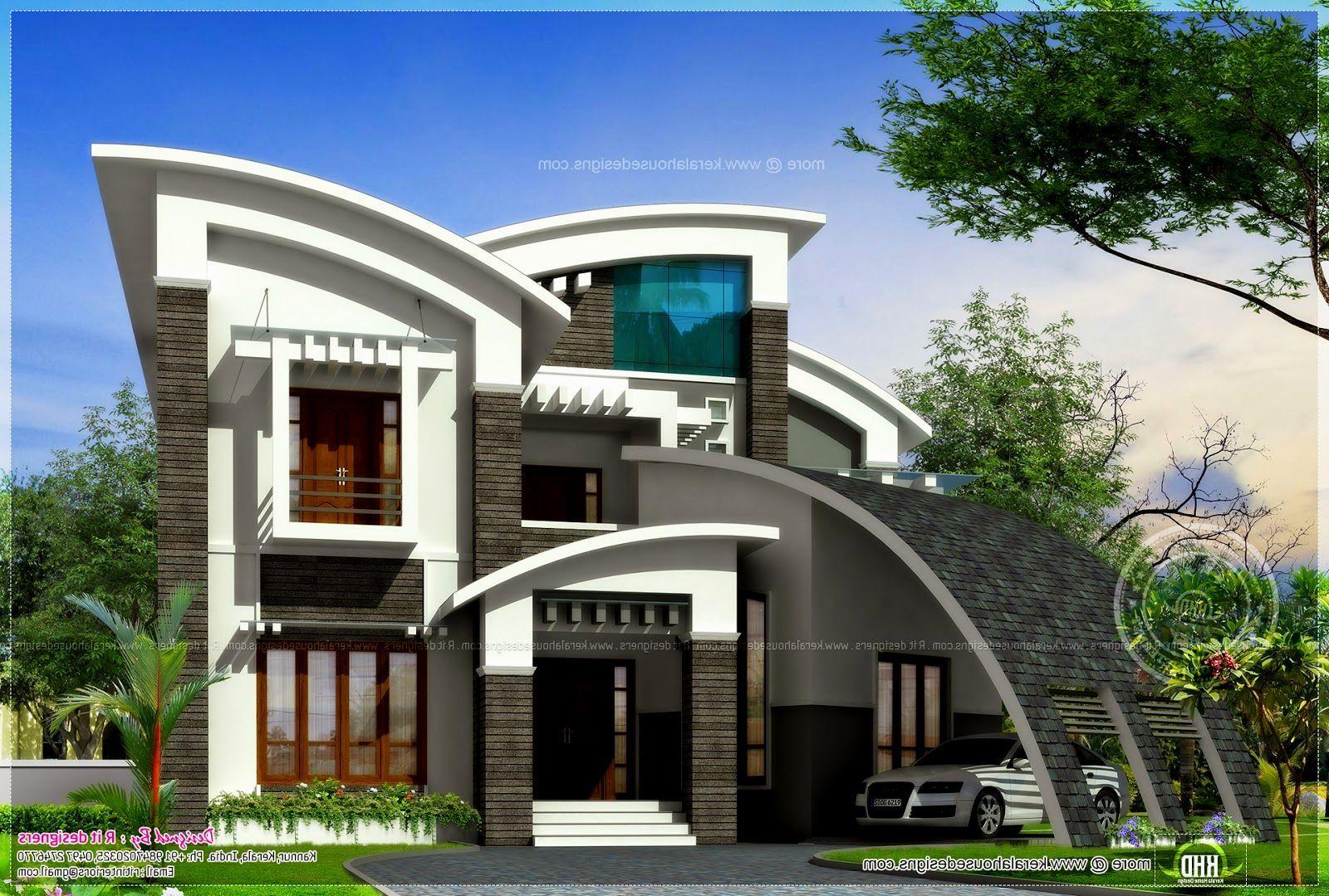 Ultra Modern House Plans India Zionstarnet Find