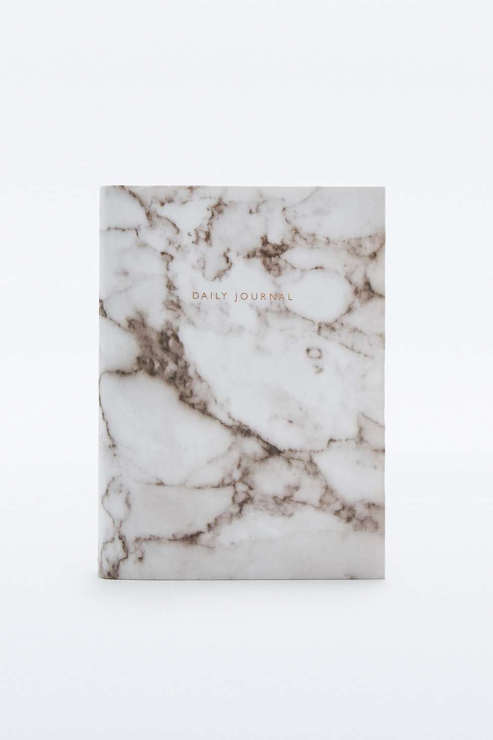 Ohh Deer White Marble Daily Planner Urban Outfitters