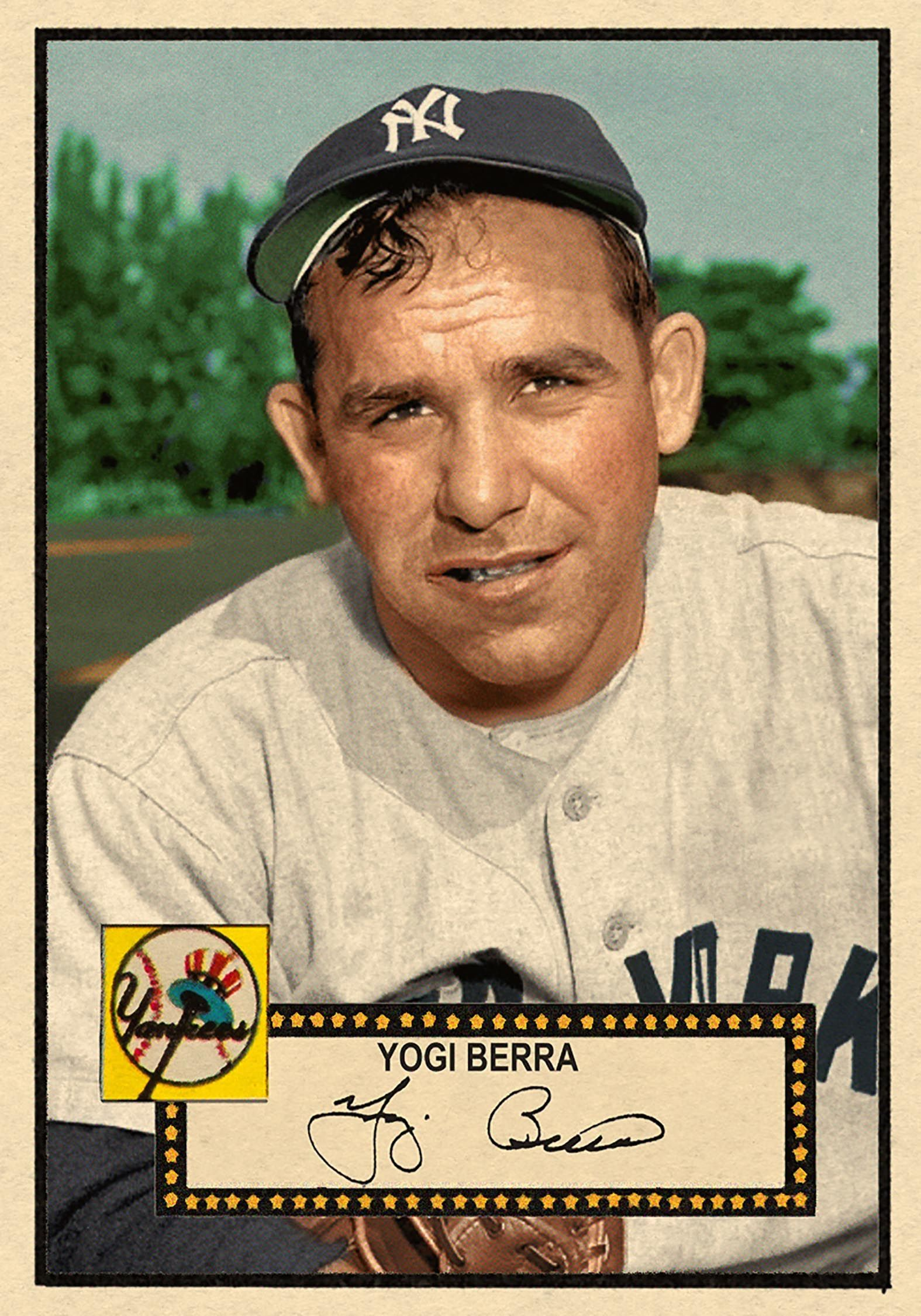 Pin By Buford On Baseball Cards Photos In 2021 Yogi Berra Baseball Cards Yogi