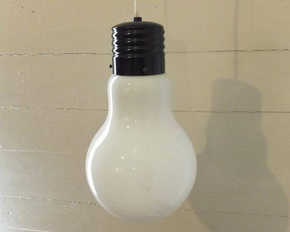 Ingo Maurer Light Bulb Pendant Lamp Giant Light Bulb By Imodern