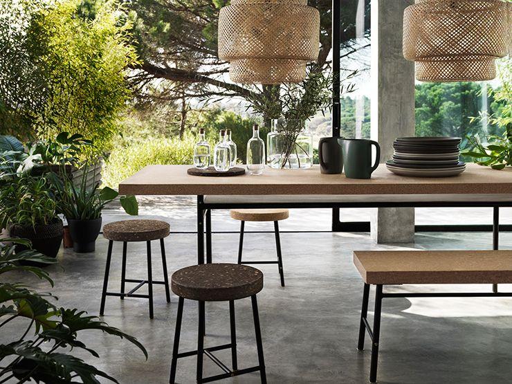 Panca Da Tavolo Ikea : Ikea ilse crawford sinnerlig f furniture arredamento
