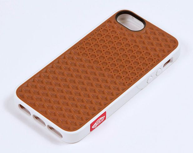 best service 6bdd3 60849 Belkin x VANS Rubber Waffle Sole Cases for Apple iPhone 5 & iPod ...