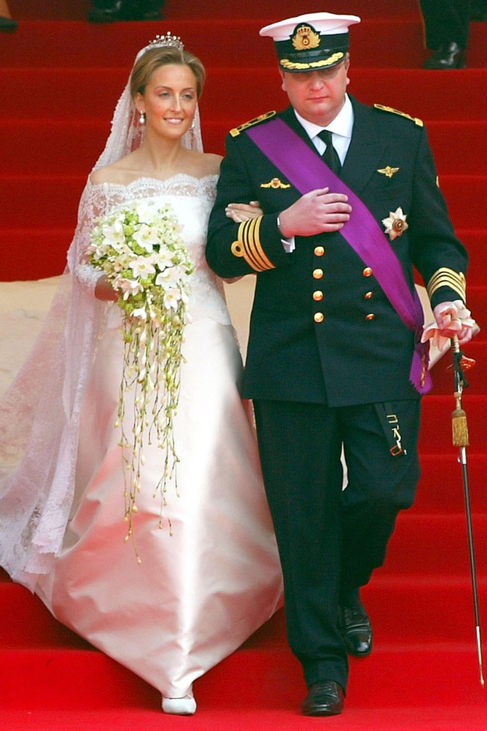 The Most Important Royal Weddings In History Royal Weddings Royal Wedding Gowns Swedish Wedding [ jpg ]