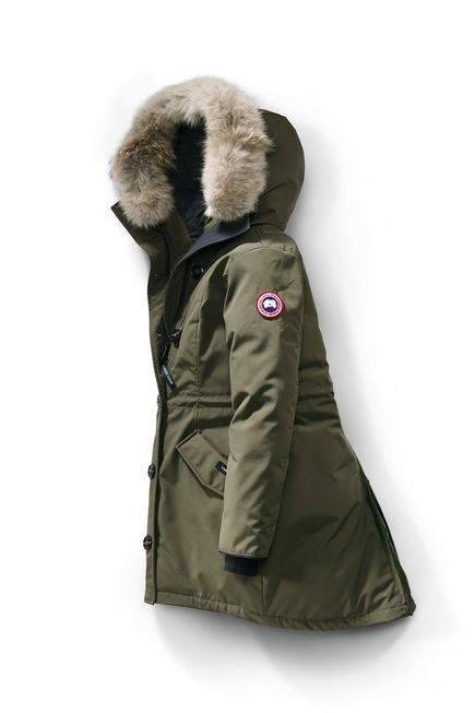 Rossclair Parka Fusion Fit - canada goose