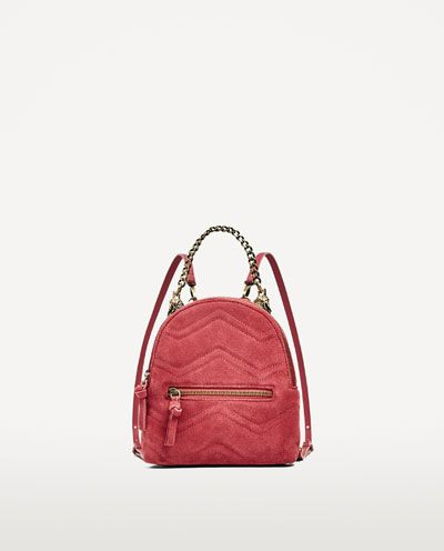 86b2ca69f9 Search Engine - ZARA Saudi Arabia | Leather backpacks | Leather ...