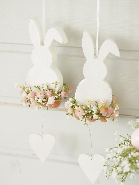 Photo of Window decoration Easter