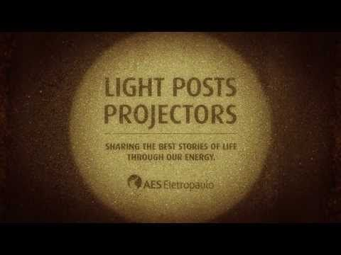 Light Posts Projectors