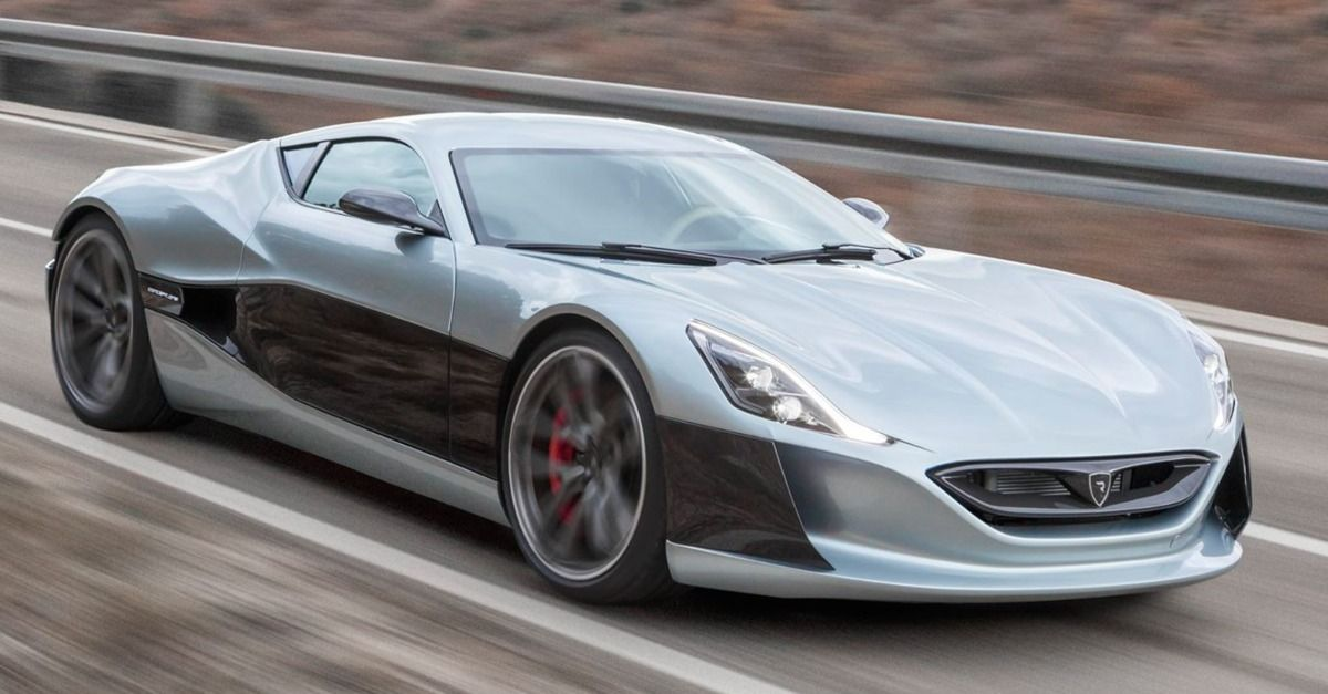Sorry, Tesla: The Worldu0027s Fastest Electric Car Is Made In... Croatia?