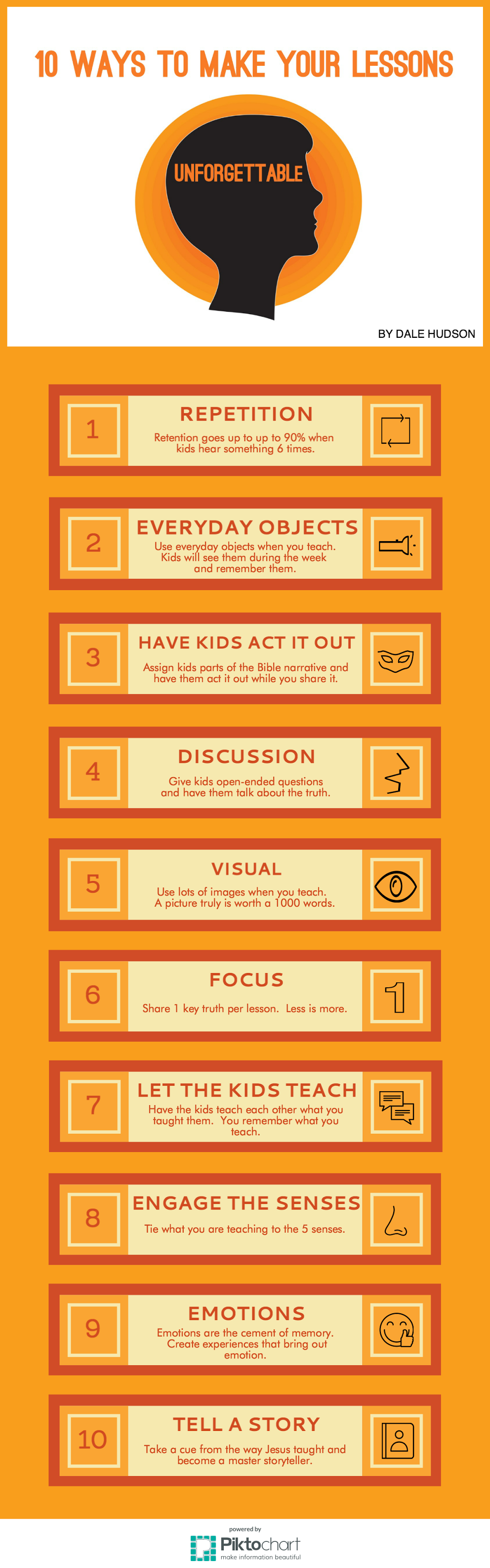 10 ways to make your lessons unforgettable relevant children u0027s