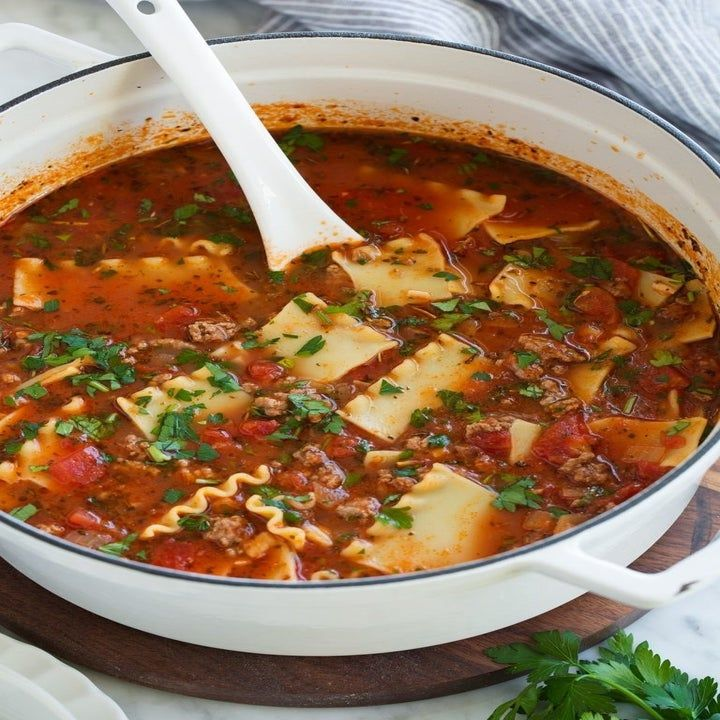20 Ridiculously Easy Soup Recipes You Should Make This Fall