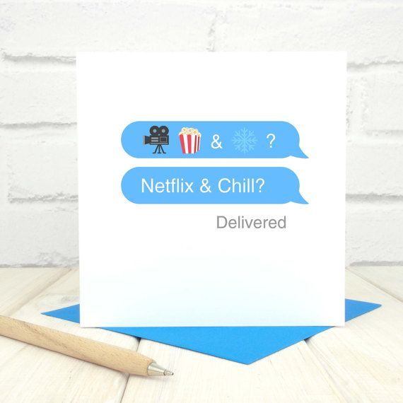 Personalised Emoji Message Card , iPhone Message Card , Text