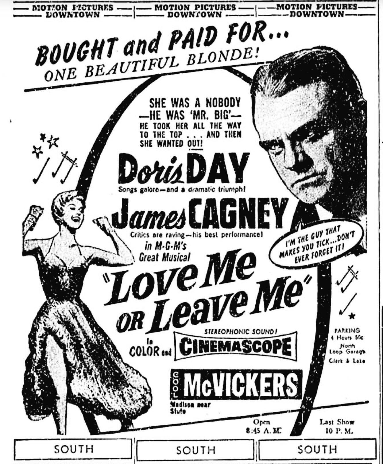 love me or leave me 1955 7 29 1955 chicago tribune james 1955 MG Car love me or leave me 1955 7 29 1955 chicago tribune