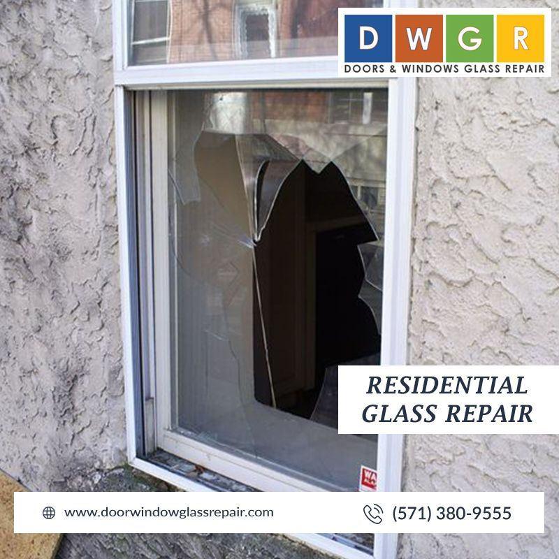 Residential Glass Repair #glassrepair There are a lot of new technologies with home glass over the years, however, there is a lot of requirement for residential glass repair as well. Whether you have a stuck window or broken window glass, Door & Window Glass Repair is the best experience company that provides professional residential glass repair in DMV areas. For more information, please contact us at (571) 380-9555. #residentialglassrepair #residentialglassreplacement #windowglassrepair #windo #glassrepair
