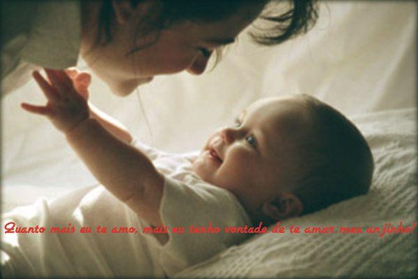 Populares Frases para legendas de fotos de bebês recém-nascidos | Frases  WQ84
